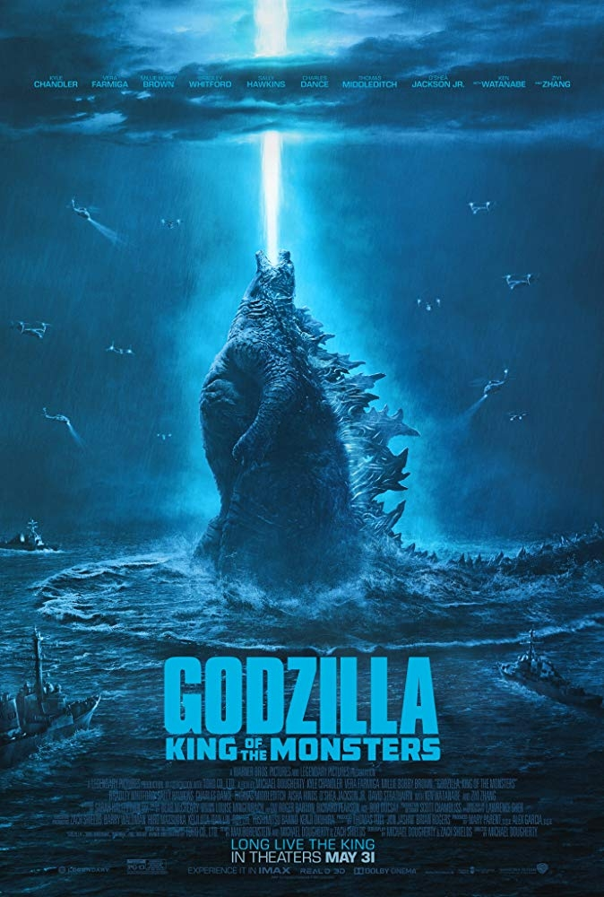 Cine Horror - GODZILLA 2 – REI...